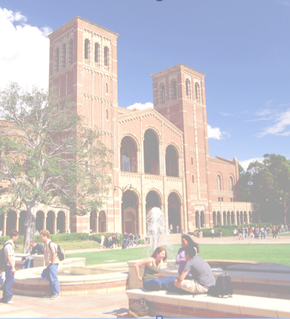 Ucla campus faded2